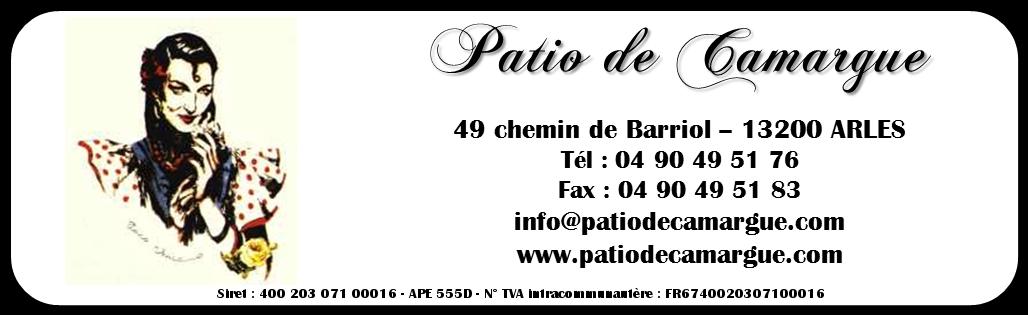 Adresse Patio, dessin de Paco Chicano